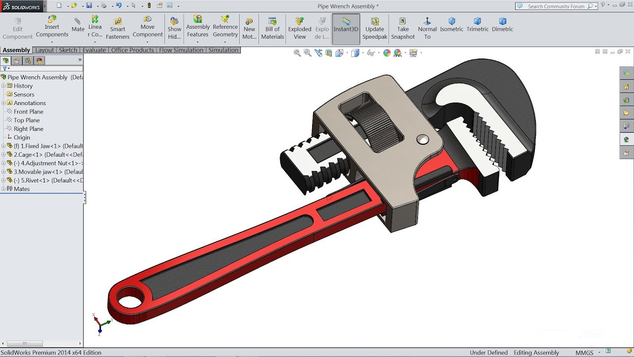 solidworks piping tutorial pdf