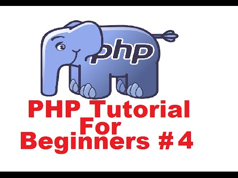 php tutorial for beginners youtube