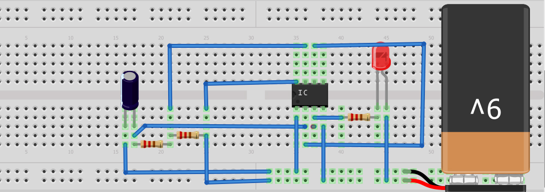 how to use a breadboard tutorial
