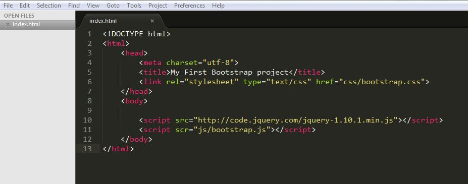 html tags tutorial point