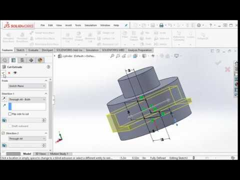 solidworks structural analysis tutorial