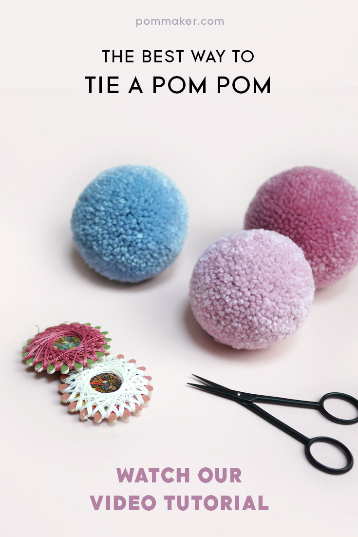 loops and threads pom pom maker tutorial