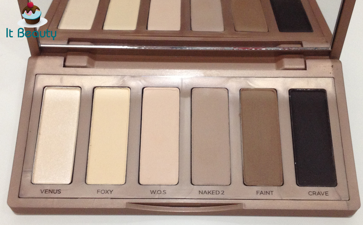 urban decay naked flushed tutorial