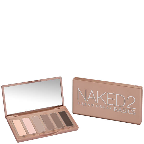 urban decay naked palette 2 naked eyes tutorial